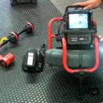 Έλεγχος σωληνώσεων με κάμερα